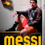 Cover der Messi-Biografie von GUILLEM BALAGUÉ