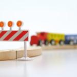 Eisenbahn + Tarifstreik, Streik im öffentlichen Dienst