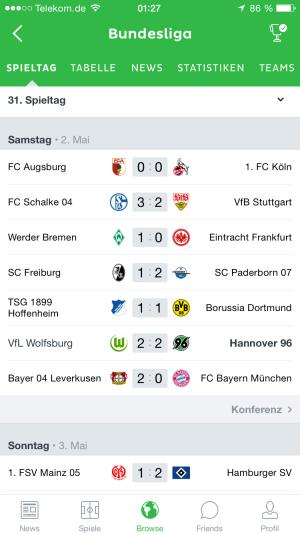 Bundesliga Ohne Fussball Liveticker Ein Selbstversuch